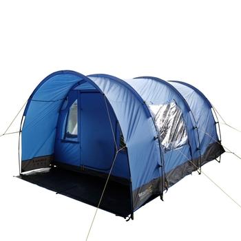 Karuna Tunnel-Zelt für 4 Personen Blau