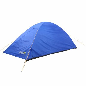 Zeefest 2 Man Festival Tent - Oxford Blue