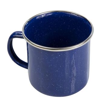 Regatta Enamel Camping Mug - Blue