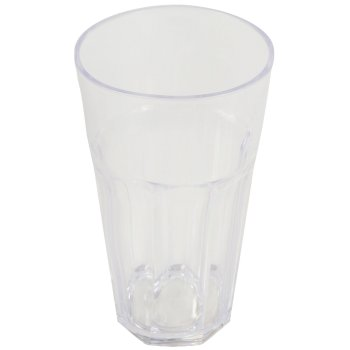 Regatta 450ml Camping Tumbler Cup - Clear