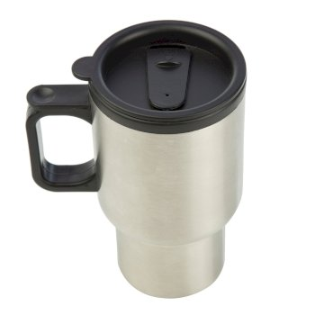 Regatta Steel Commuter Mug - Silver