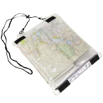 Regatta Waterproof Map Case Clear