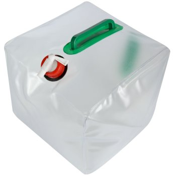 Regatta 20L Foldable Water Carrier - White