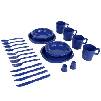 Regatta 4 Person Picnic Set - Oxford Blue