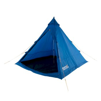 Regatta ZeeFest 4 Man Tipi - Oxford Blue