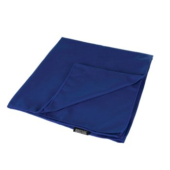 Großes Handtuch Blau