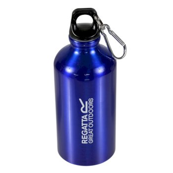 Regatta 0.5L Aluminium Bottle - Oxford Blue