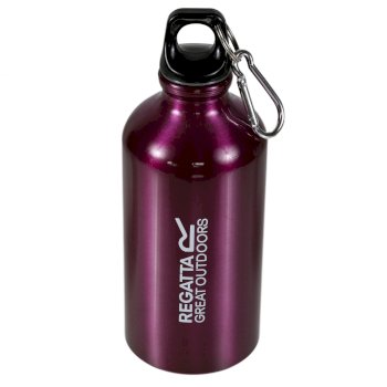 Regatta 0.5L Aluminium Bottle - Azalea
