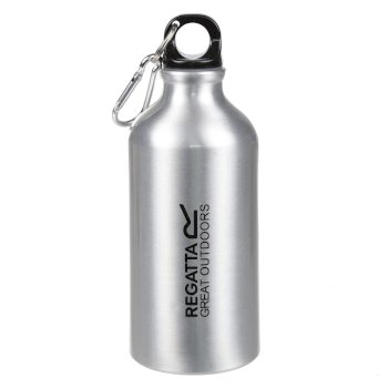 Regatta 0.5L Aluminium Bottle - Silver