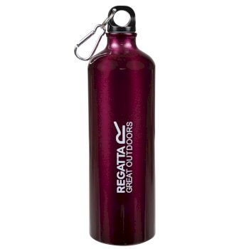 Regatta 1L Aluminium Bottle - Azalea