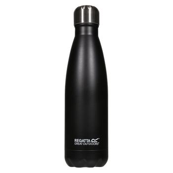 Regatta 0.5L Insulated Bottle - Black