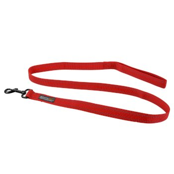 Regatta Reflective Hardwearing Dog Lead 120cm - Red