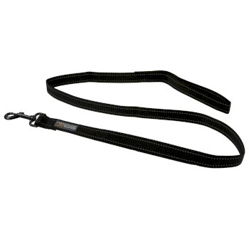 Regatta Reflective Hardwearing Dog Lead 120cm - Black