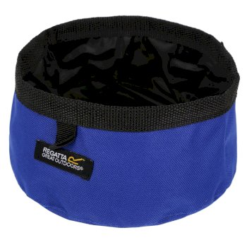 Regatta Pack Away Waterproof Dog Bowl - Blue