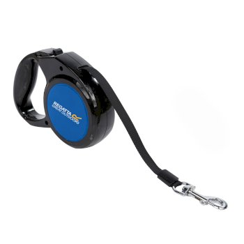 Regatta Extending Dog Lead - Oxford Blue