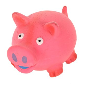Regatta Latex Squeaker - Pink Pig
