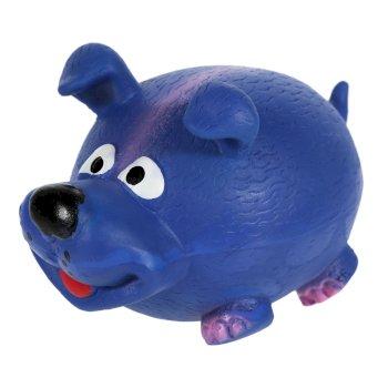 Latex-Quietschspielzeug Blau