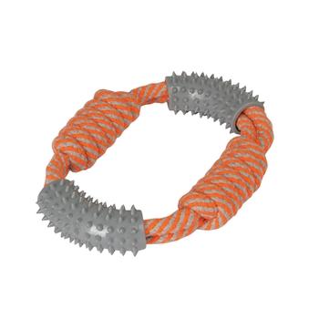 Tauzieh-Spielzeug für Hunde Orange