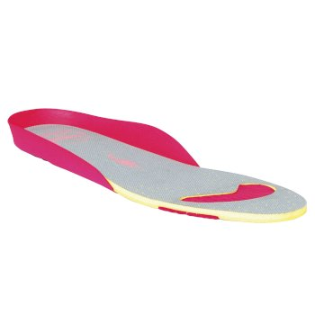 Regatta Women's Comfort Footbed Grey Bright Blush