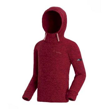 Regatta Kalola Hooded Fleece Rumba Red Persian Red
