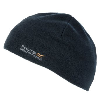 Kids Taz II Basic Beanie Hat Navy