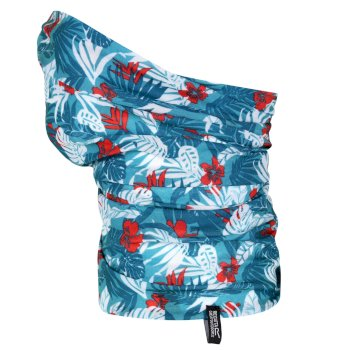 Regatta Kids Printed Multitube - Ceramic Tropical Print
