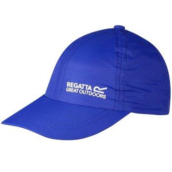 Chevi Kappe für Kinder blau