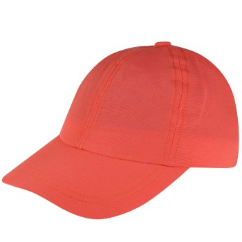 Regatta Kids Chevi Lightweight Cap - Neon Peach