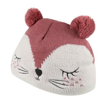 Regatta Kids Animally II Hat Dusty Rose White