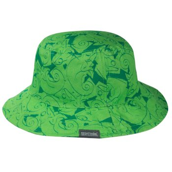 Regatta Cruze Hat II Cypress Green