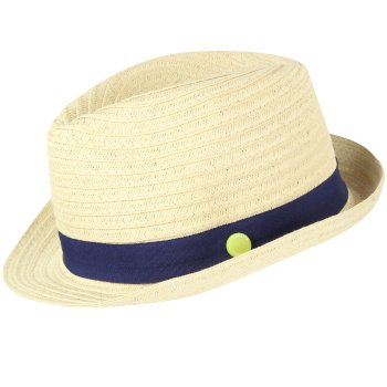Regatta Kids Takiyah Polyester Hat Calico Navy