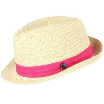 Regatta Kids Takiyah Hat - Calico Hot Pink