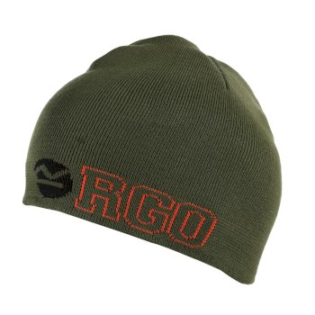 Regatta Balzak Cotton Beanie Cypress Green