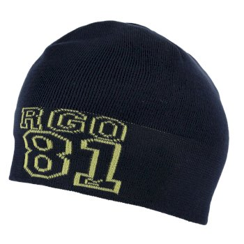 Regatta Balzak Cotton Beanie Navy