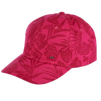 Regatta Kids' Cuyler Baseball Cap II Cabaret Tropical