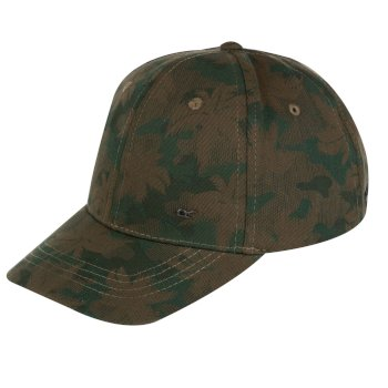 Regatta Kids' Cuyler Baseball Cap II Grape Leaf Camo