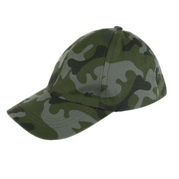 Regatta Kids' Cuyler III Cap - Racing Green Camo