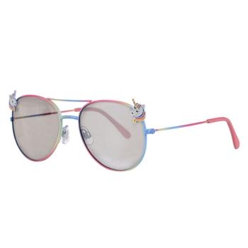 Lazuli Pilotenbrille für Kinder Rosa
