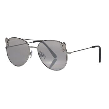 Lazuli Pilotenbrille für Kinder Silber