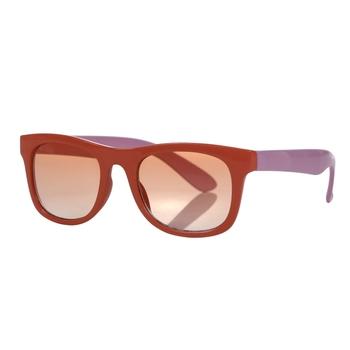 Amari adrette, runde Sonnenbrille für Kinder Orange