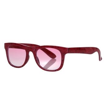 Amari adrette, runde Sonnenbrille für Kinder Rosa