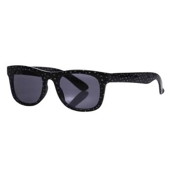 Amari adrette, runde Sonnenbrille für Kinder Blau