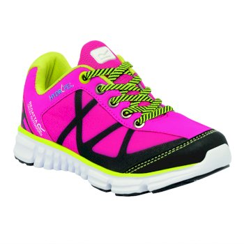 Kids' Hyper-Trail Low Shoe Jem Neon