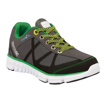 Kids' Hyper-Trail Low Shoe Charcoal Green