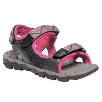 Kids Terrarock Sandals Iron Hot Pink