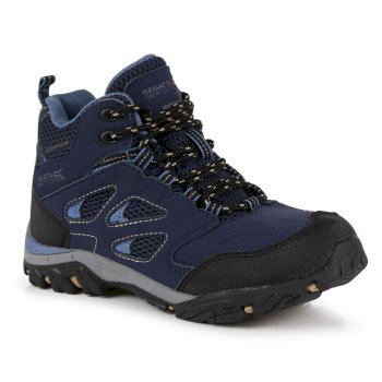 Regatta Kids' Holcombe IEP Walking Boots - Navy Captain's Blue
