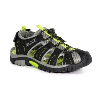 Westshore Sandalen für Kinder Schwarz