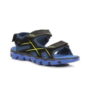 Kota Drift Kinder-Sandalen Blau
