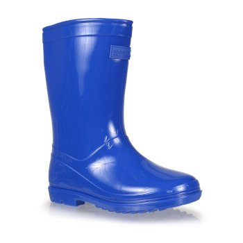 Regatta Kids' Wenlock Wellingtons - Nautical Blue