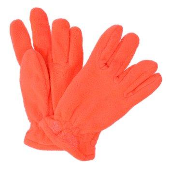 Taz II Basic Fleecehandschuhe für Kinder Orange